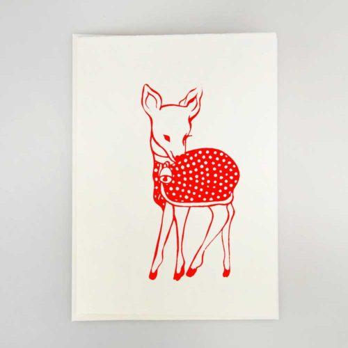 Karte Bambi