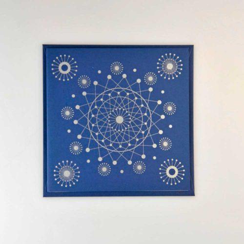 Karte Sternen