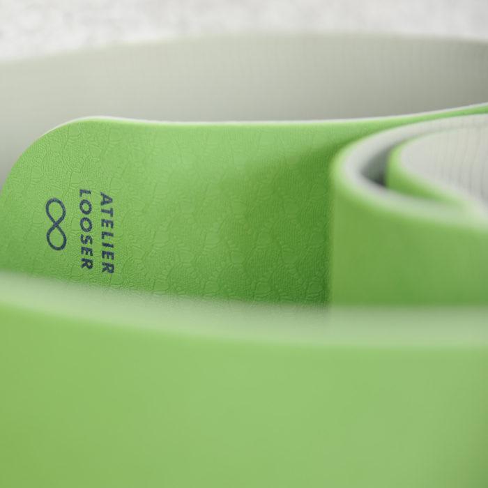 Yogamatte grün
